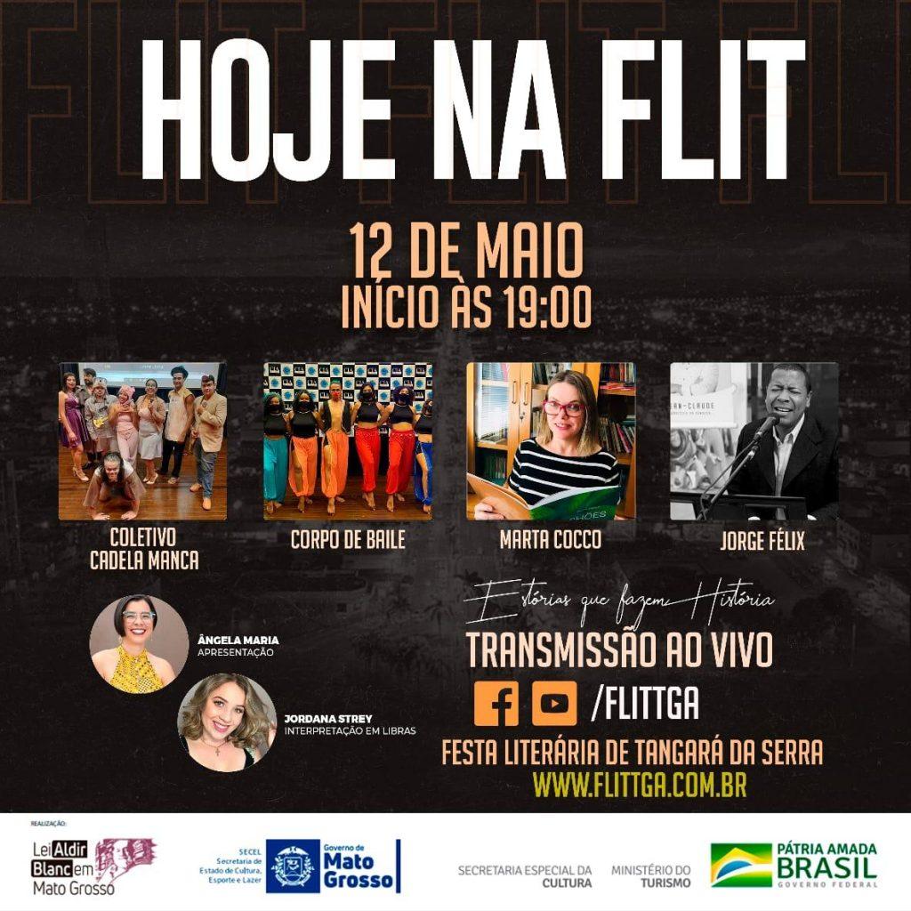 1ª Festa Literária de Tangará da Serra